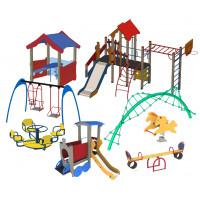 Дитячі та ігрові майданчики