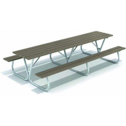 Лавка зі столиком Л 006