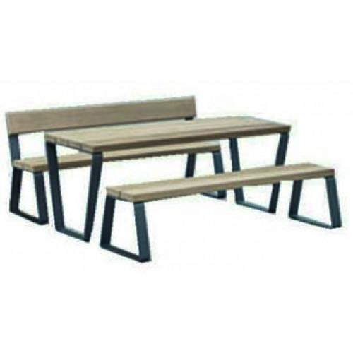 Лавка зі столиком Л 011