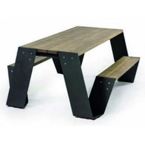 Лавка зі столиком Л 013