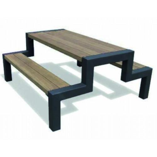 Лавка зі столиком Л 015
