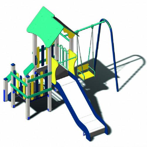 Дитячий комплекс  DKA-003 серії «Альпініст»