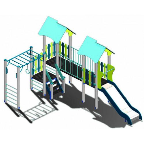 Дитячий комплекс  DKA-004 серії «Альпініст»