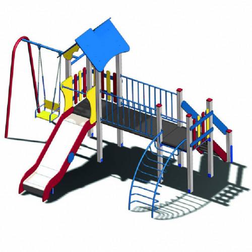 Дитячий комплекс  DKA-002 серії «Альпініст»