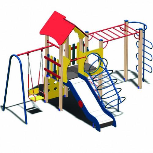 Дитячий комплекс  DKA-001 серії «Альпініст»
