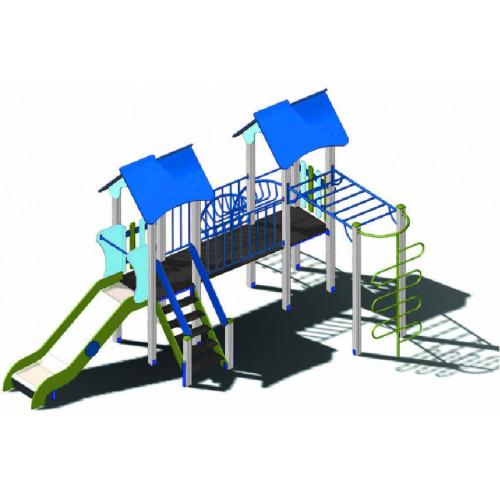 Дитячий комплекс серії DKA-006 «Альпініст»