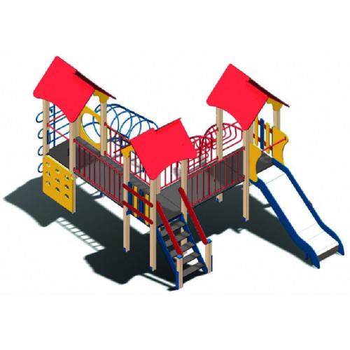Дитячий комплекс DKA-005 серії «Альпініст»