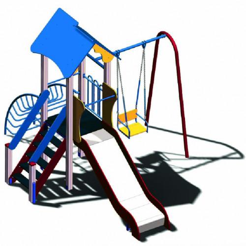 Дитячий комплекс DKA-007 серії «Альпініст»