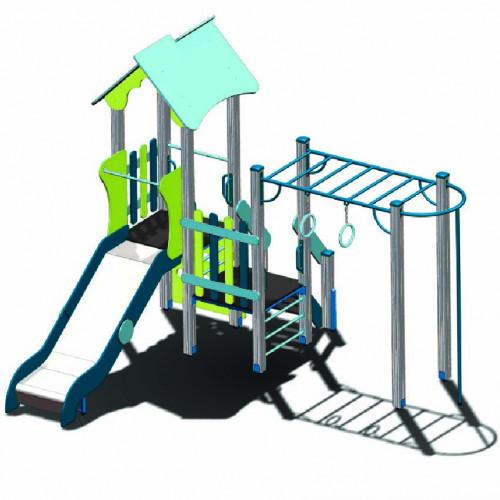 Дитячий комплекс  DKA-009 серії «Альпініст»