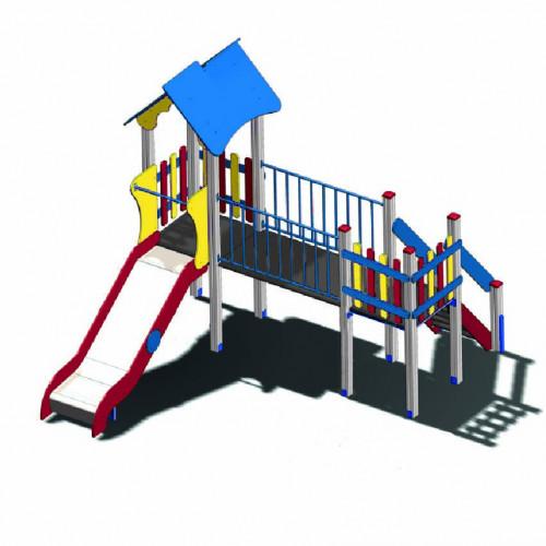Дитячий комплекс  DKA-014 серії «Альпініст»