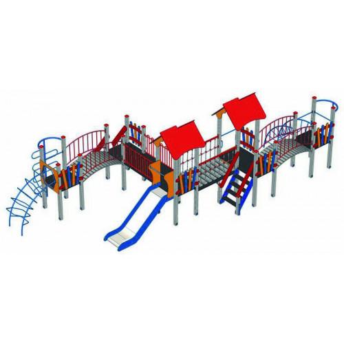 Дитячий комплекс  DKA-015 серії «Простоквашино»