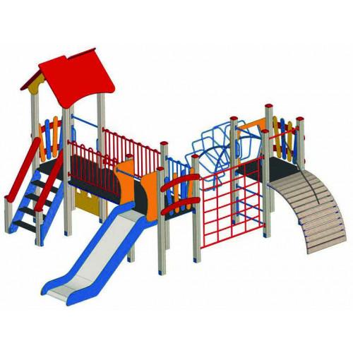 Дитячий комплекс  DKA-016 серії «Простоквашино»