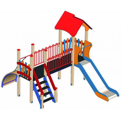 Дитячий комплекс  DKA-017 серії «Альпініст»