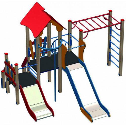 Дитячий комплекс  DKA-019 серії «Альпініст»