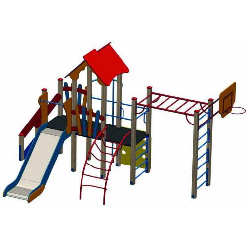 Дитячий комплекс  DKA-020 серії «Альпініст»