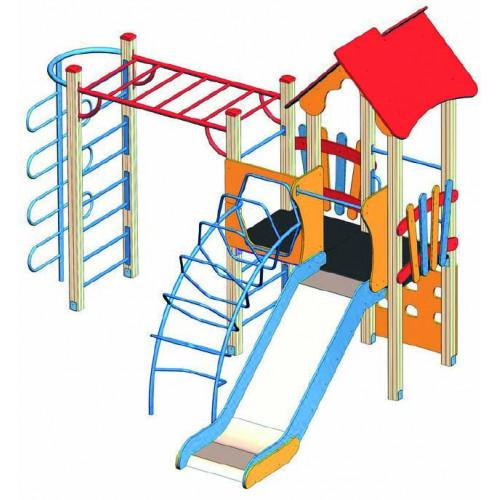 Дитячий комплекс  DKA-021 серії «Альпініст»
