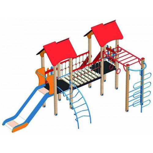 Дитячий комплекс  DKA-022 серії «Альпініст»