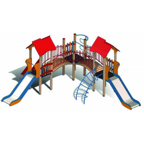 Дитячий комплекс  DKA-023 серії «Альпініст»