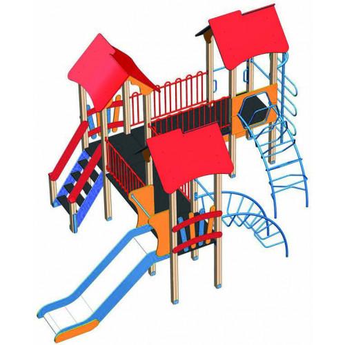 Дитячий комплекс  DKA-025 серії «Альпініст»