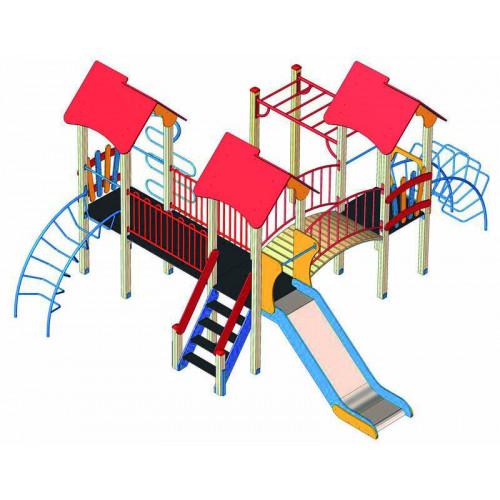 Дитячий комплекс  DKA-026 серії «Альпініст»