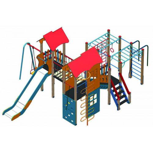 Дитячий комплекс  DKA-027 серії «Альпініст»