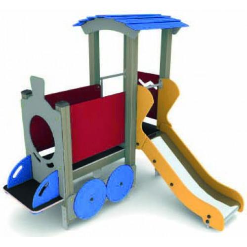 Дитячий комплекс серії DKP-003 «Потяг міні»