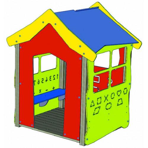 Дитячий комплекс серії DKP-004 «Альтанка»