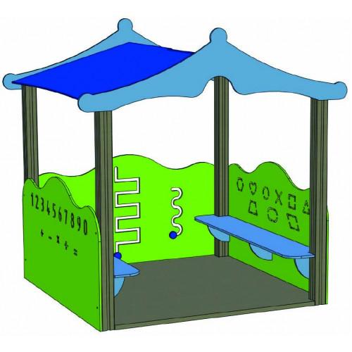 Дитячий комплекс серії DKP-005 «Альтанка»