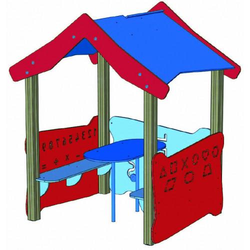 Дитячий комплекс серії DKP-006 «Альтанка»