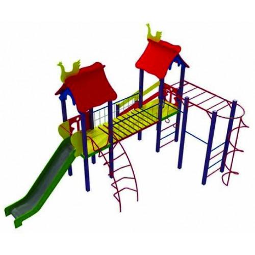 Дитячий комплекс серії DKX-003 «Хуторок»