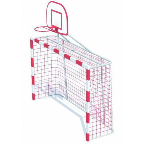 Ворота для міні футболу з кільцем СС 009