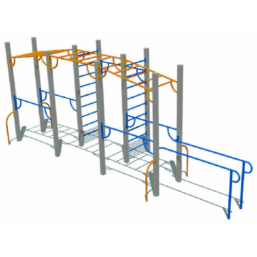 Гімнастичний комплекс №1 КГ 001