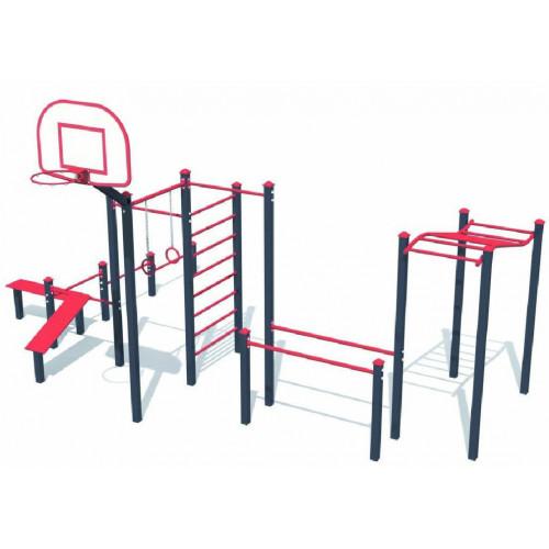 Гімнастичний комплекс №3 КГ 003